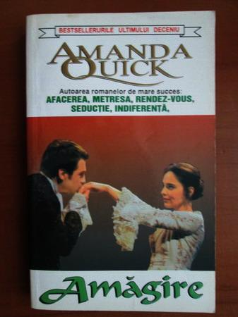 Anticariat: Amanda Quick - Amagire