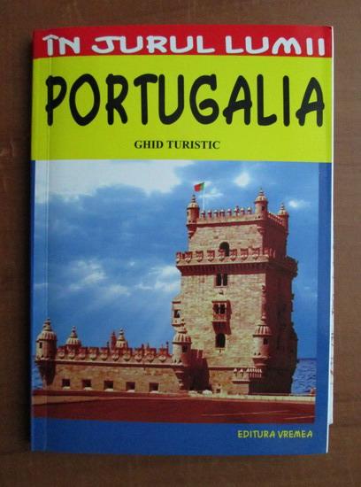 Anticariat: Portugalia (ghid turistic)