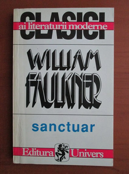 Anticariat: William Faulkner - Sanctuar