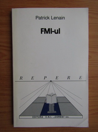Anticariat: Patrick Lenain - FMI-ul