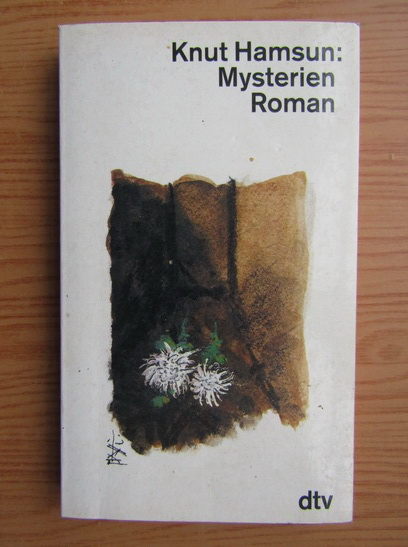 Anticariat: Knut Hamsun - Mysterien Roman