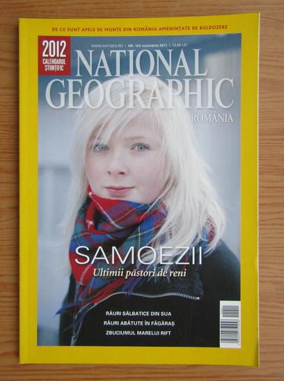 Anticariat: Revista National Geographic, nr. 103, noiembrie 2011