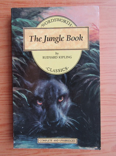Anticariat: Rudyard Kipling - The jungle book