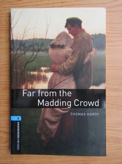 Anticariat: Thomas Hardy - Far from Madding Crowd