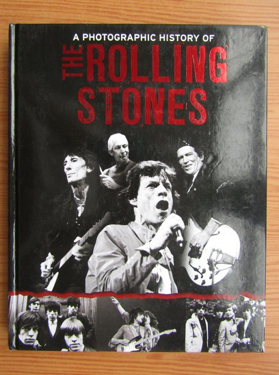Anticariat: Susan Hill - A photographic history of The Rolling Stones