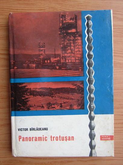 Anticariat: Victor Birladeanu - Panoramic trotusan