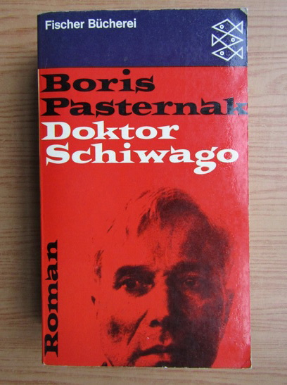 Anticariat: Boris Pasternak - Doktor Schiwago