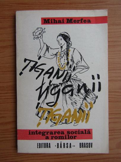 Anticariat: Mihai Merfea - Integrarea sociala a romilor