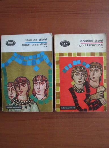 Anticariat: Charles Diehl - Figuri bizantine (2 volume)