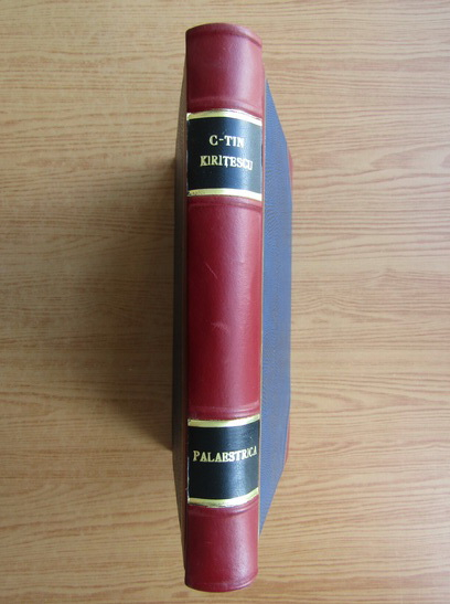 Anticariat: Constantin Kiritescu - Palaestrica (1943)