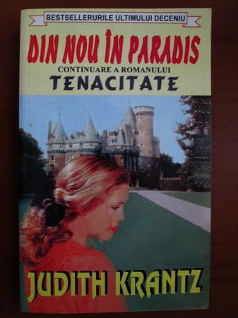 Anticariat: Judith Krantz - Din nou in paradis