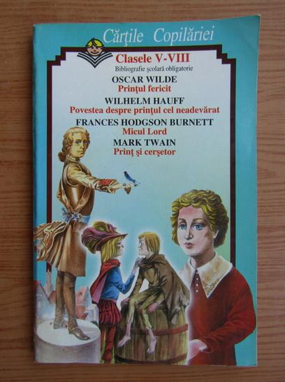 Anticariat: Cartile copilariei. Clasele V-VIII. Bibliografie scolara completa