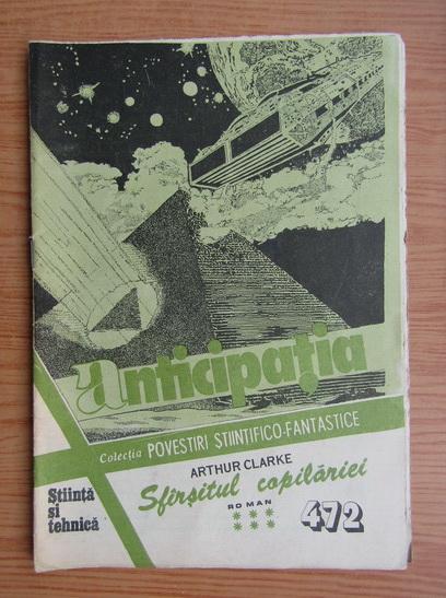 Anticariat: Revista Anticipatia, nr. 472, 1991