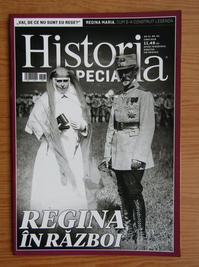 Anticariat: Revista Historia, anul VII, nr. 23, iunie 2018