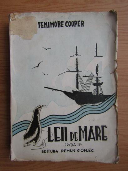 Anticariat: Fenimore Cooper - Leii de mare (1945)