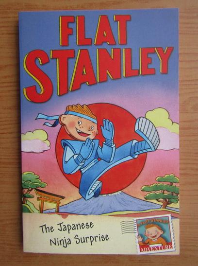 Anticariat: Jeff Brown - Flat Stanley