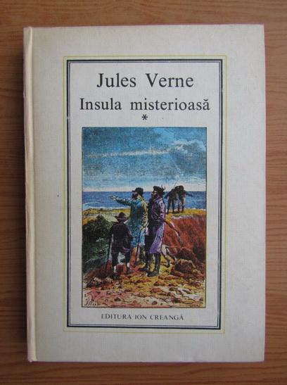 Anticariat: Jules Verne - Insula misterioasa (volumul 1)