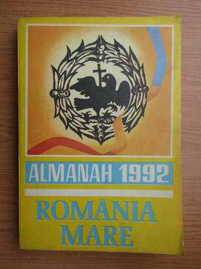 Anticariat: Almanah Romania Mare 1992