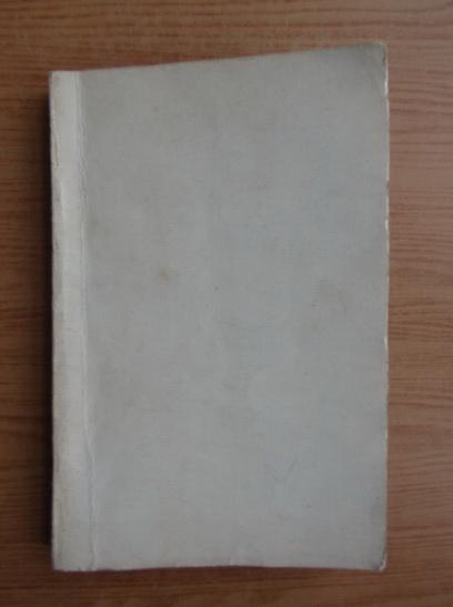 Anticariat: G. M. Vladescu - Menuetul (1932)