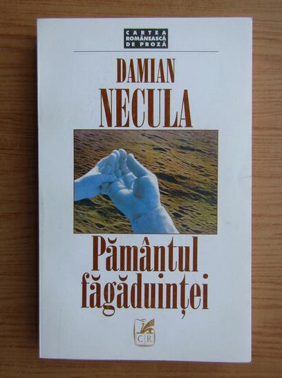 Anticariat: Damian Necula - Pamantul fagaduintei