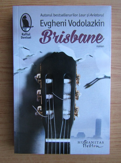 Anticariat: Evgheni Vodolazkin - Brisbane