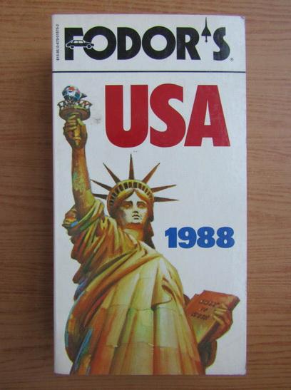 Anticariat: Fodor's USA 1988