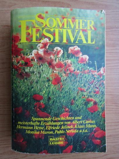 Anticariat: Sommer Festival