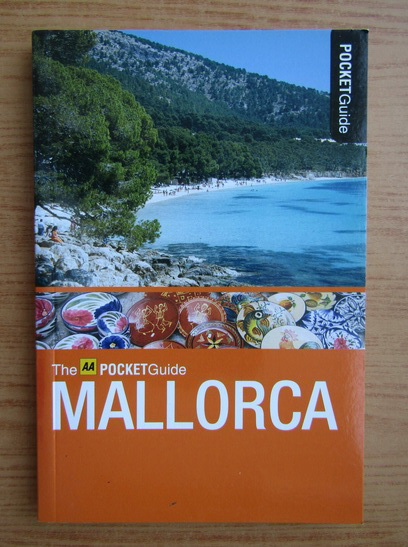 Anticariat: The AA Pocket guide, Mallorca