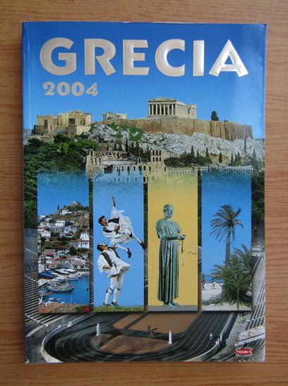 Anticariat: Grecia. Istorie, arte, obiceiuri si costume, rute