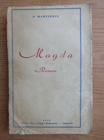 Anticariat: P. Marinescu - Magda (1939)