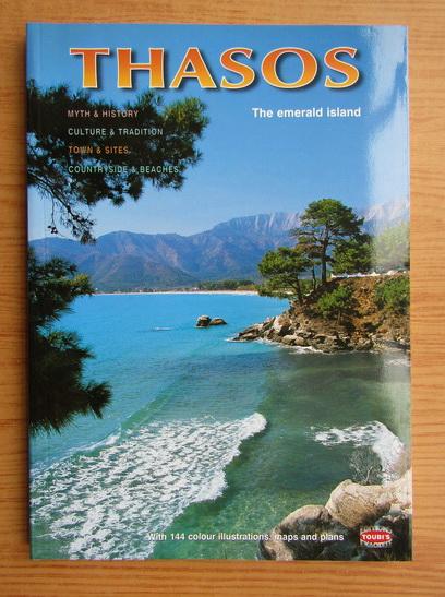 Anticariat: Thasos. The emerald island