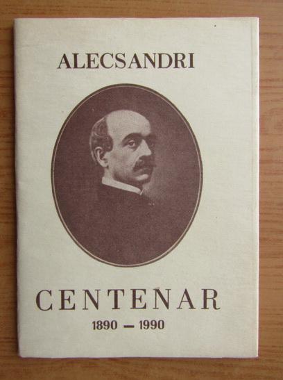 Anticariat: Vasile Alecsandri - Cantecul gintei latine (editie plurilingva)