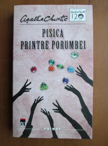 Anticariat: Agatha Christie - Pisica printre porumbei