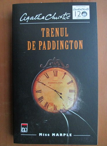 Anticariat: Agatha Christie - Trenul de Paddington