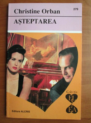Anticariat: Christine Orban - Asteptarea