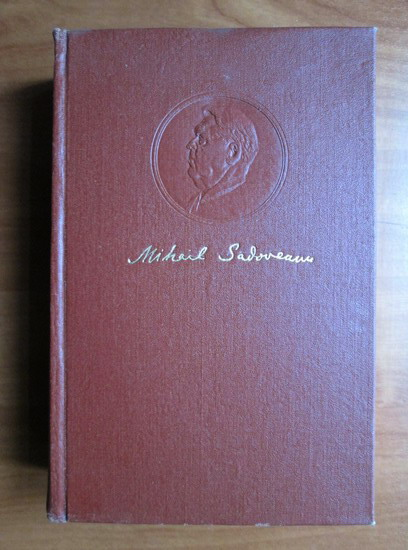 Anticariat: Mihail Sadoveanu - Opere (volumul 16)
