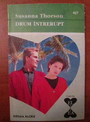 Anticariat: Susanna Thorson - Drum intrerupt