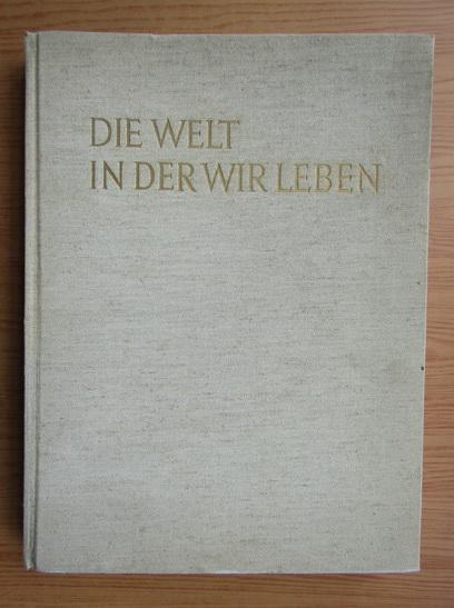 Anticariat: Die Welt in der Wir Leben (album)