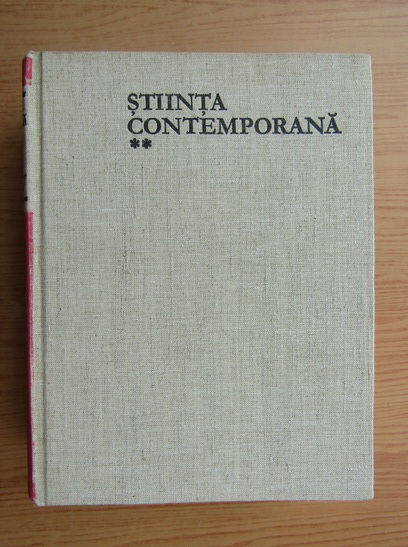 Anticariat: Rene Taton - Stiinta contemporana IV (volumul 2)