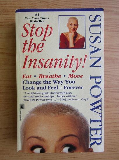 Anticariat: Susan Powter - Stop the insanity