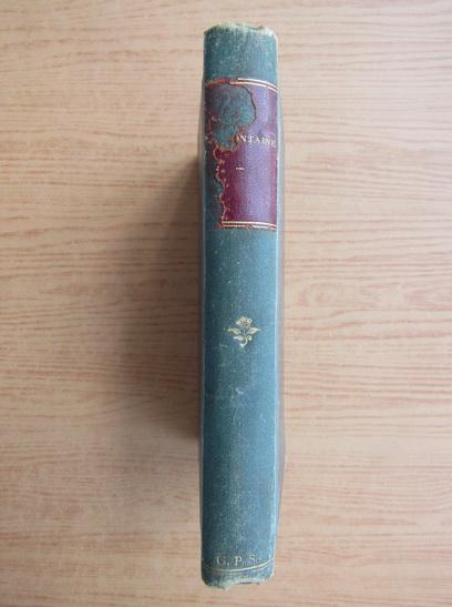 Anticariat: La Fontaine - Oeuvres completes (volumul 2, 1881)