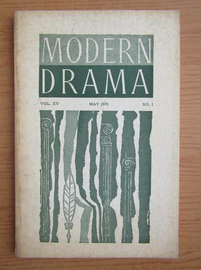 Anticariat: Modern drama (volumul 15)