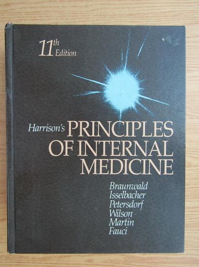 Anticariat: Harrison's principles of internal medicine