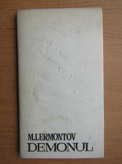 Anticariat: Mihail Lermontov - Demonul