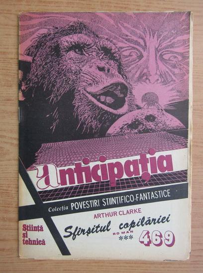 Anticariat: Revista Anticipatia, volumul 3, nr. 469, 1990