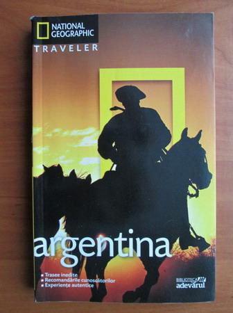 Anticariat: Argentina (colectia National Geographic Traveler, nr. 1)