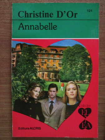 Anticariat: Christine D'Or - Annabelle