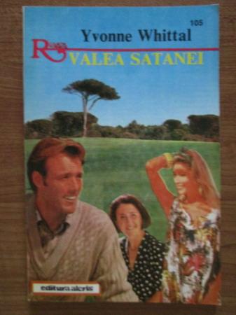 Anticariat: Yvonne Whittal - Valea satanei