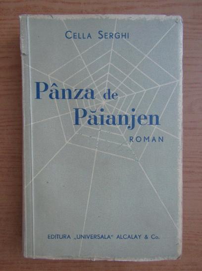 Anticariat: Cella Serghi - Panza de paianjen (1930)