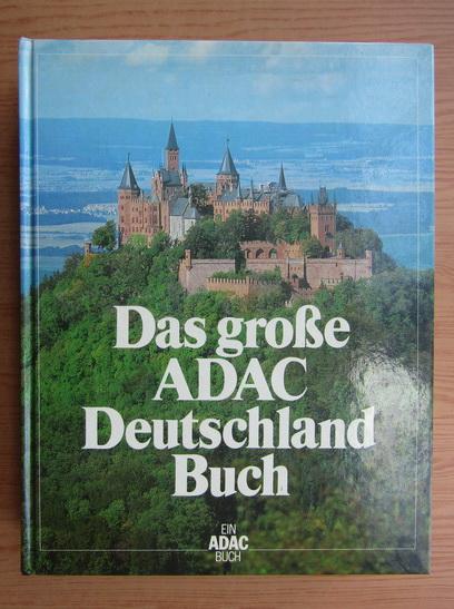Anticariat: Das grobe ADAC Deutschland Buch